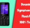 symphony l135 firmware flash file