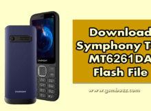 symphony t92 firmware flash file