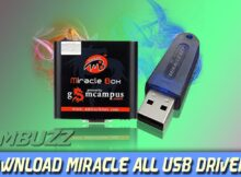 Miracle All USB Drivers Download 2021