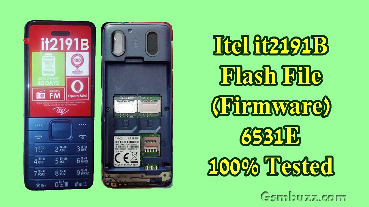 itel-it2191b-flash-file-gsmbuzz.com
