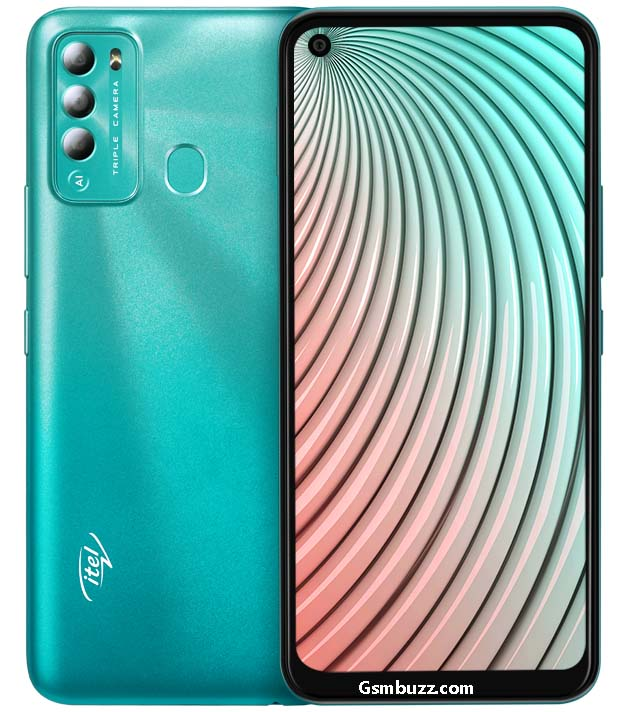 itel S16 Pro flash file