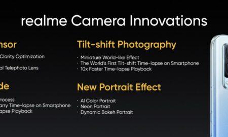 Realme 8 Pro will feature