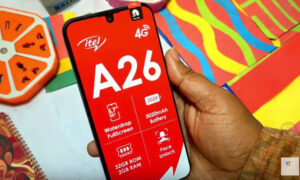 Itel A26 A571L Flash File