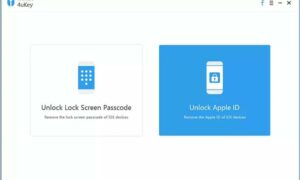 Tenorshare 4 MeKey Tool is a most popular unlock tool for unlock icloud