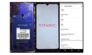 Titanic Note 1 flash file to Android device known about the SP Flash Tool