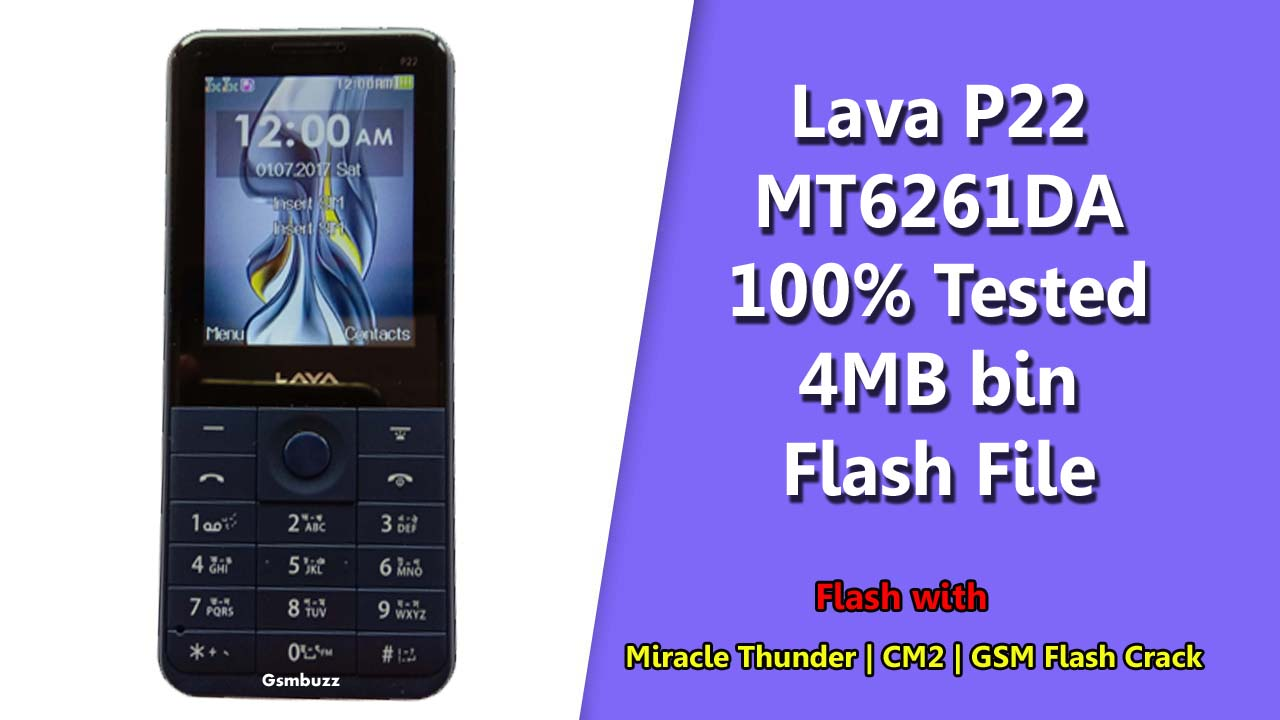 To Flash Lava P22 phone known about the Flash Tool, Chinese Miracle CM2 and Miracle Thunder or anyone tool, Mediatek USB Driver and flash guideline.