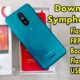 Symphony i66 Stock Firmware, through which you can easily download this Flash file to your computer