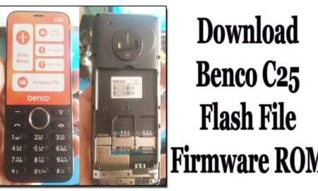 Benco C25 Flash File Firmware and its flash on this page