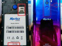 Marlax MX107 Flash File | All Version MT6580 Update