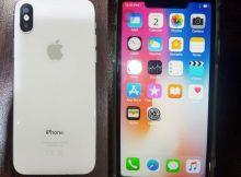 iphone x clone firmware flash file