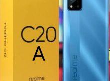 Realme C20A RMX3063 Firmware Flash File